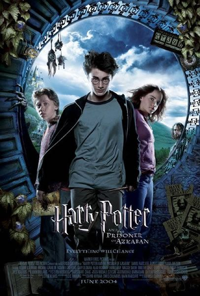 Harry Potter And The Prisoner Of Azkaban Harry Potter Movie Posters