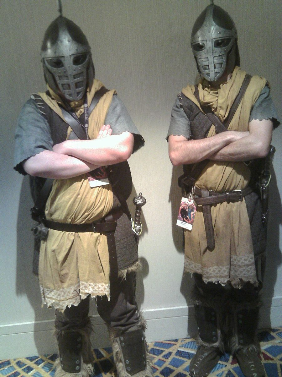 two of them | skyrim guard costume | pinterest | cosplay, skyrim and