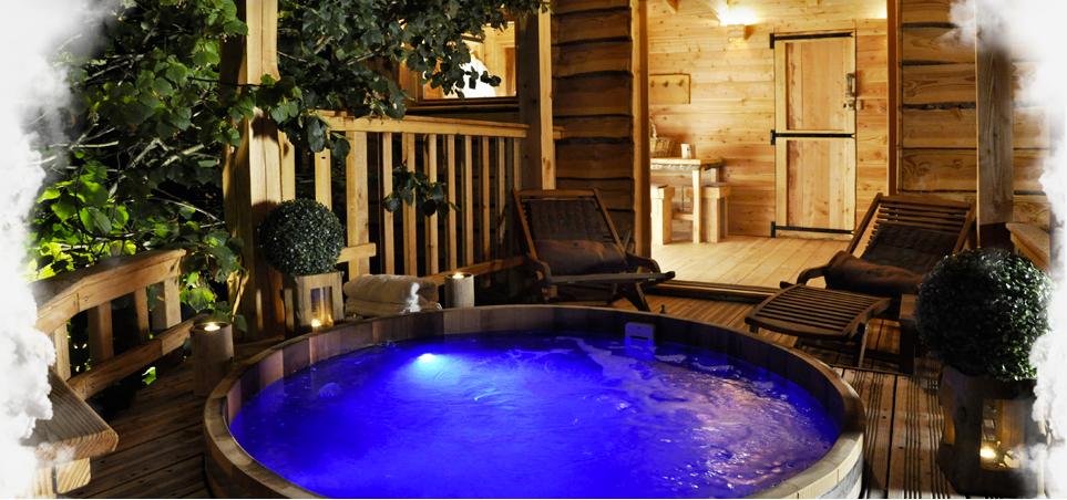 photo1 week end cabane spa nuit insolite et arbre cabane. Black Bedroom Furniture Sets. Home Design Ideas