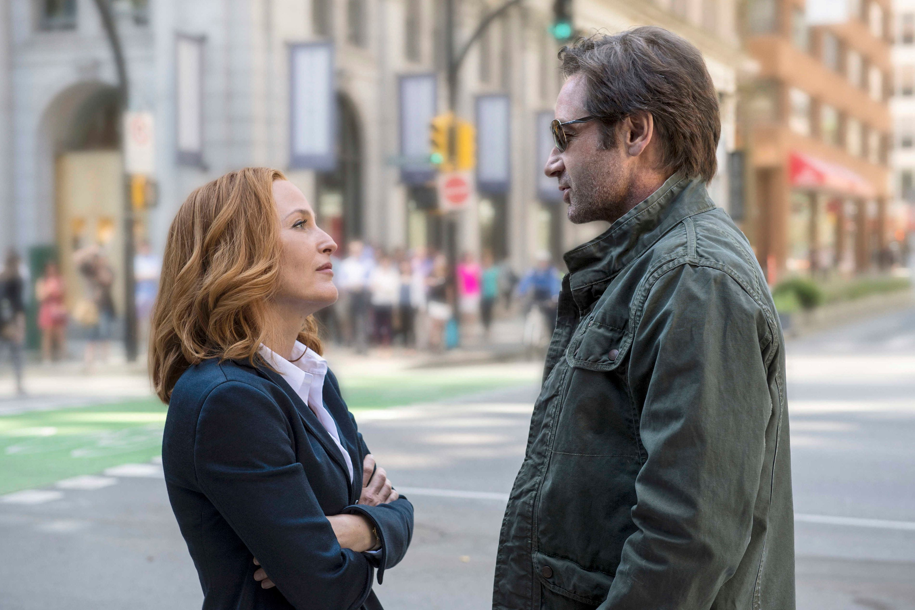 """The craziest thing about """"The X-Files"""" is actually easy to believe: Gillian Anderson was offered half as much money as David Duchovny for the new six-episode revival. Never mind that she's twice as..."""