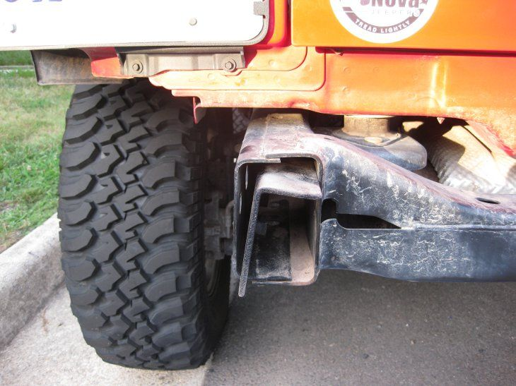 Smittybilt Xrc Rear Bumper Tire Carrier Issues Jeep Jk Smittybilt Tire