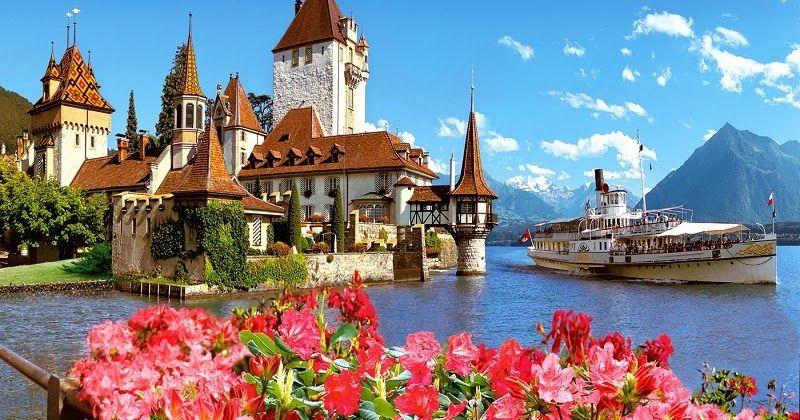 Clima e temperatura na Suíça #Suíça #europa #viagem