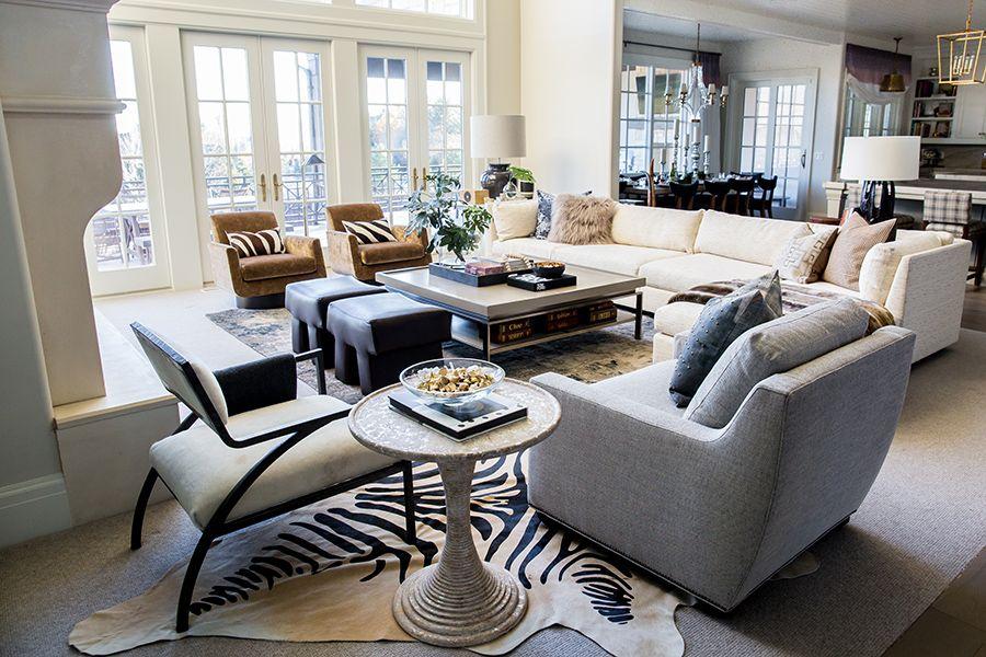 Living Room Reveal Livingroom Layout Farm House Living