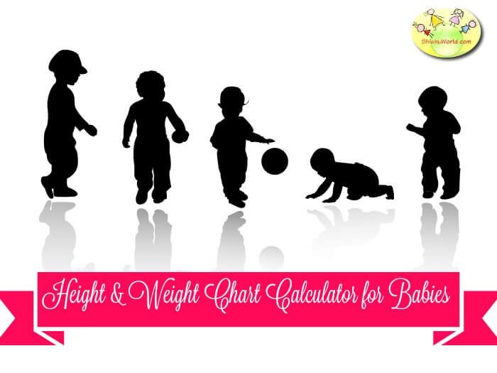 Indian Baby Weight  Height Chart Calculator  Indian Baby Height