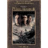 Pearl Harbor Starring Ben Affleck, Kate Beckinsale (Two-Disc 60th Anniversary DVD SET) FREE SHIPPING $6.46
