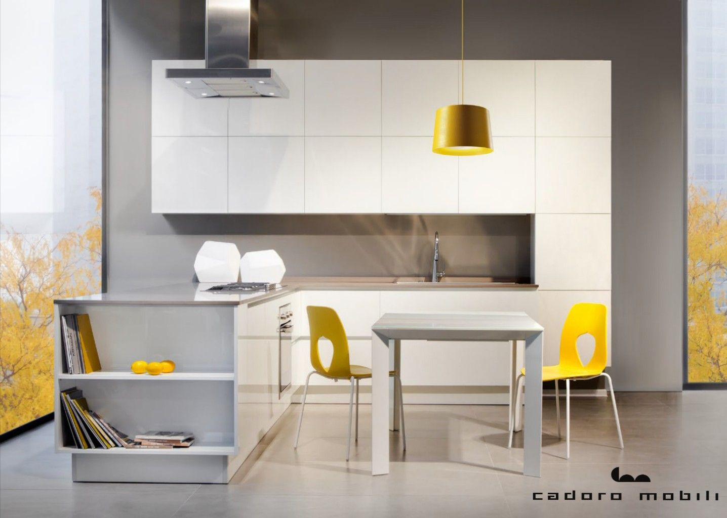 Pin on Kitchen ideas by Cadoro Mobili