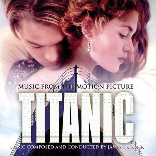 Bso Titanic Muziek Film Boeken