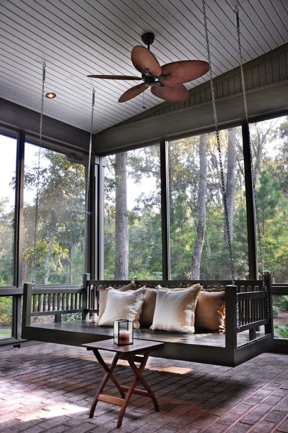 38 Amazingly cozy and relaxing screened porch design ideas | Pinterest