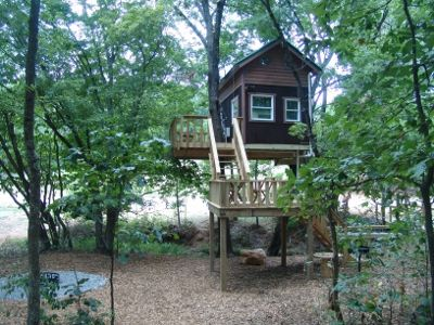 Superieur Timber Ridge Outpost U0026 Cabins | Rent A Treehouse Or Log Cabin Near Shawnee  National Forest