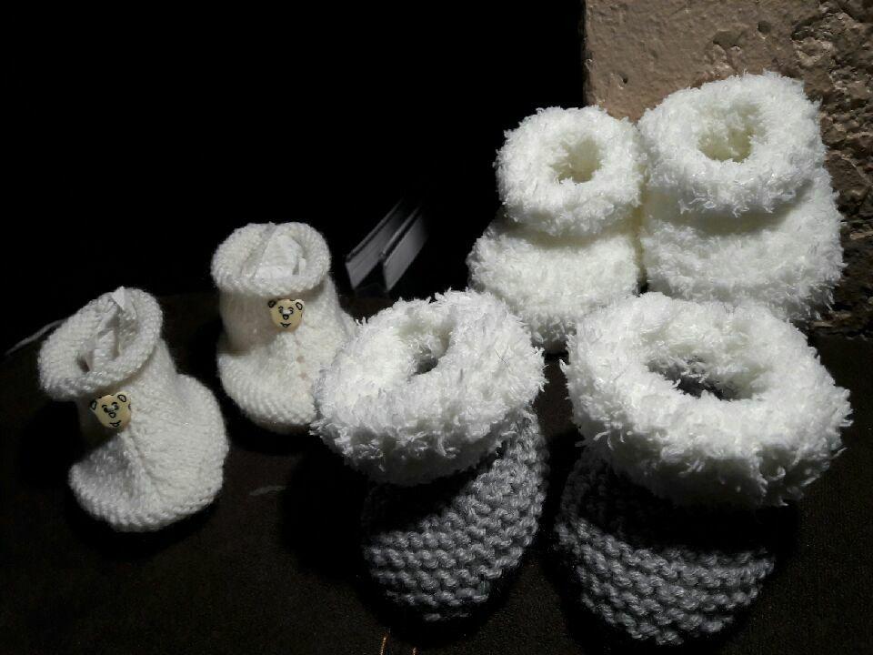 Chaussons DIY par mamie