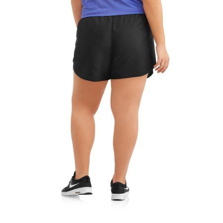 e9f49a0ea04 Plus Size Danskin Now Women s Plus Woven Running Shorts With Liner ...