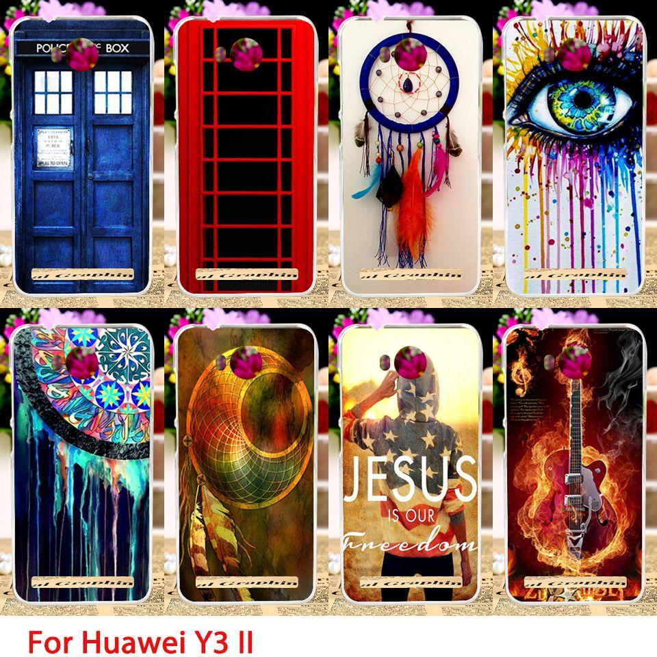 separation shoes 98b79 283db Phone Cases For Huawei Y3 II Y3 2 Y3II Y3 2nd LUA-L02 LUA-L03 LUA ...