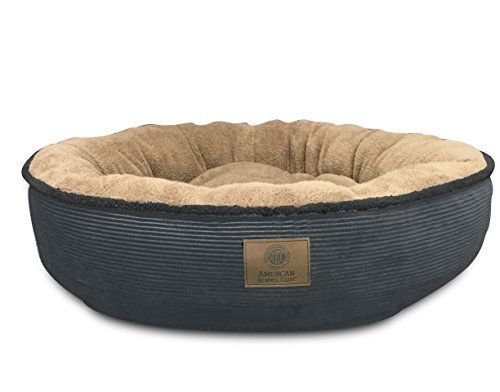 Akc Casablanca Round Solid Pet Bed To View Further For This Item