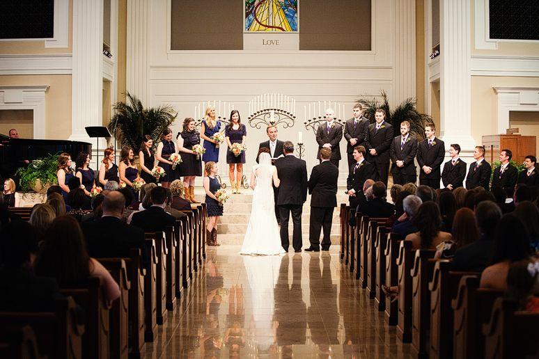 Wedding Ceremony At Prestonwood Baptist Church Church Wedding Ceremony Dallas Wedding Photographers Wedding Boston