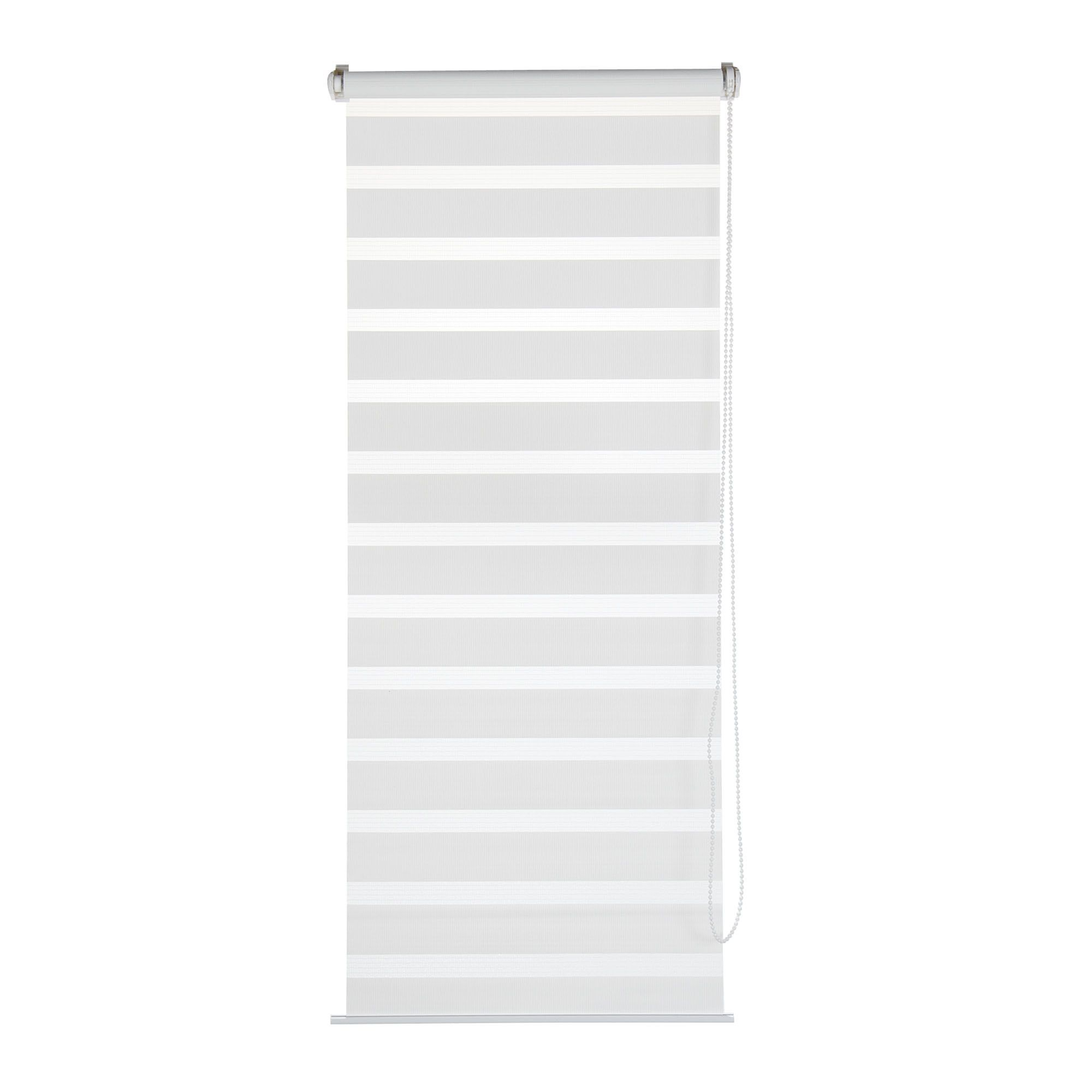 Store enrouleur tamisant blanc 45x150cm - Easy roll jalousy - Stores ...