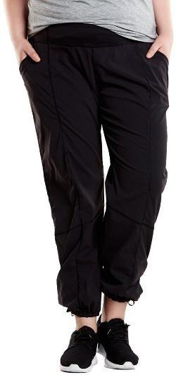 0dc7c4530acdf lucy Women s Get Going Pants Plus Sizes Black 3X