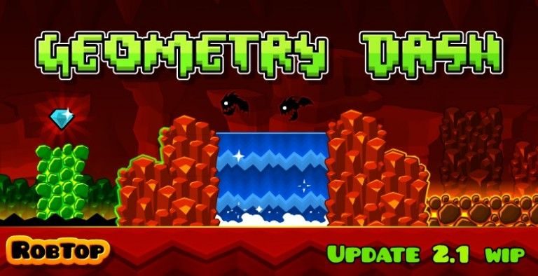 geometry dash 2.1 hack apk