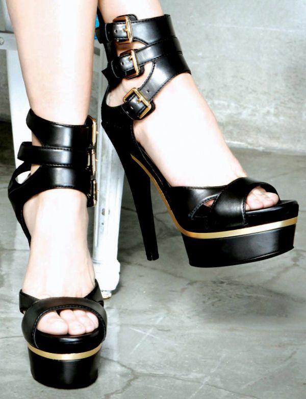 Gucci Iman Sandals