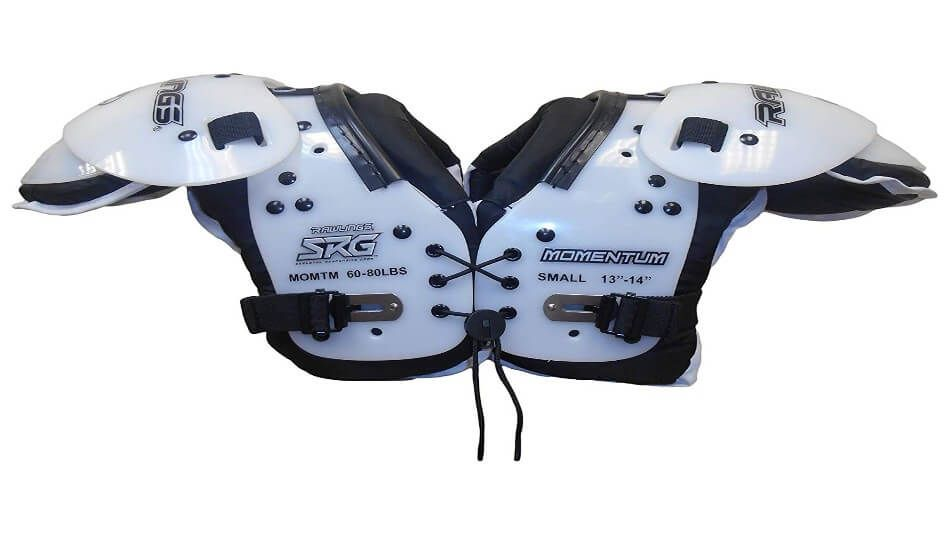 How to choose your football shoulder pad football