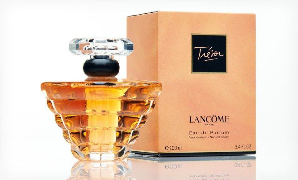 Lancome Tresor 3.4oz Women's Eau de Parfum Brand New Sealed