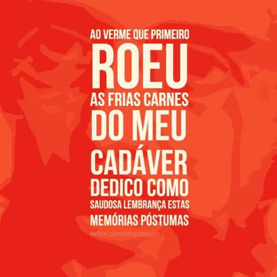 Memórias Póstumas De Brás Cubas 1881 De Machado De Assis
