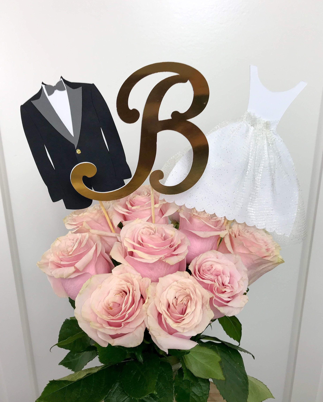 Wedding Shower Decoration Bridal Shower Centerpiece Engagement