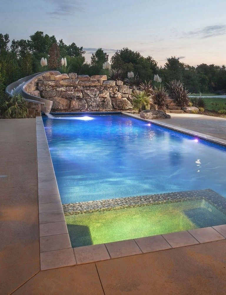 Small Backyard Swimming Pool Ideas