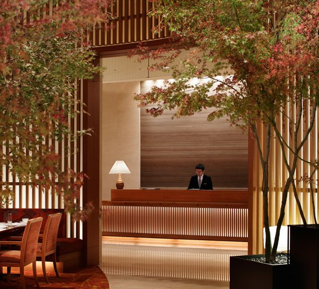 Japanese Hotel Lobby - Google Search