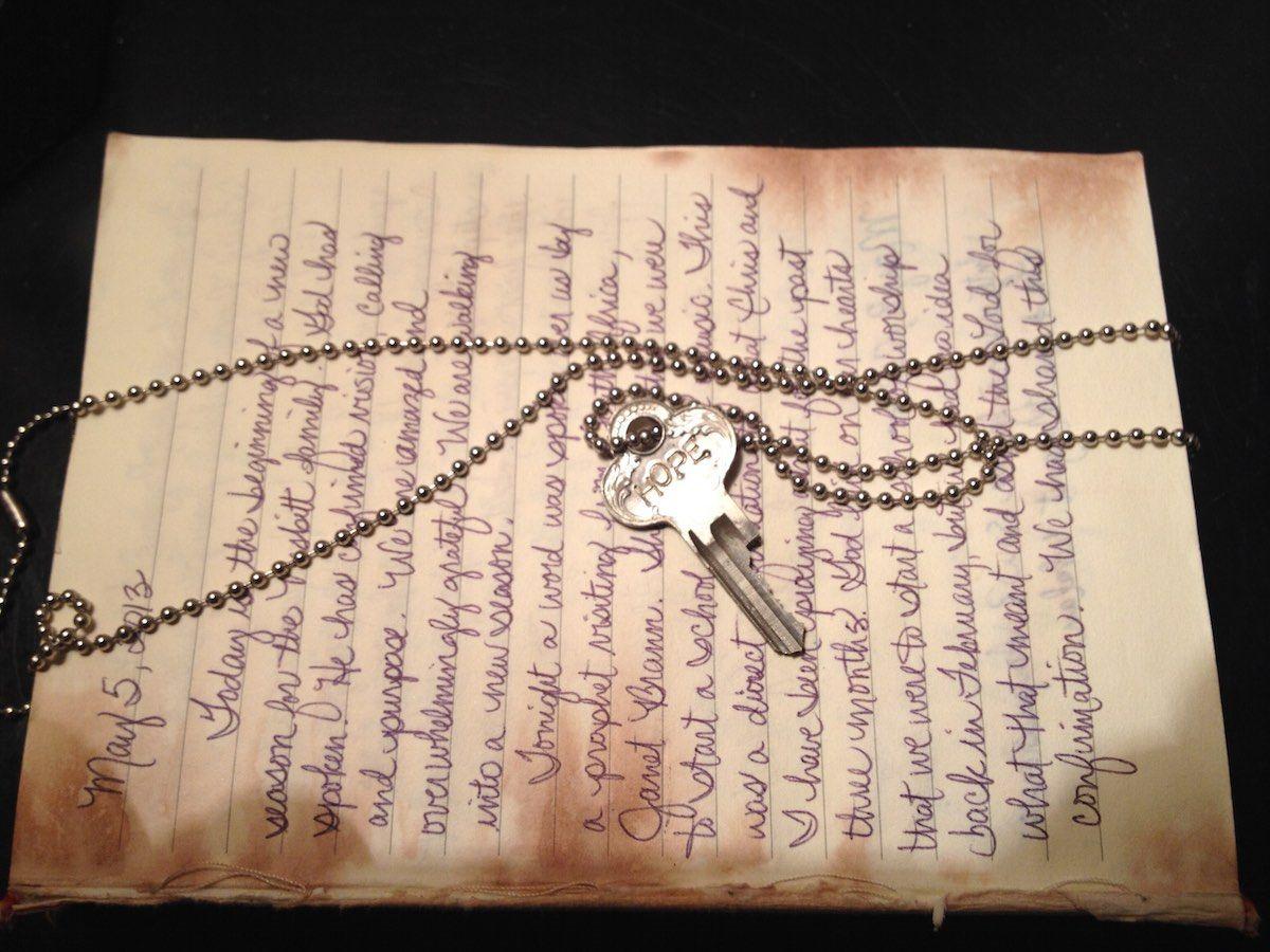 http://www.tiffanynesbitt.com/wp-content/uploads/2015/04/key-original-1024x768.jpg - The Test - http://www.tiffanynesbitt.com/the-test/ - Courage, Faith, Fear, Healing, Hope, Inheritance, Streamroots