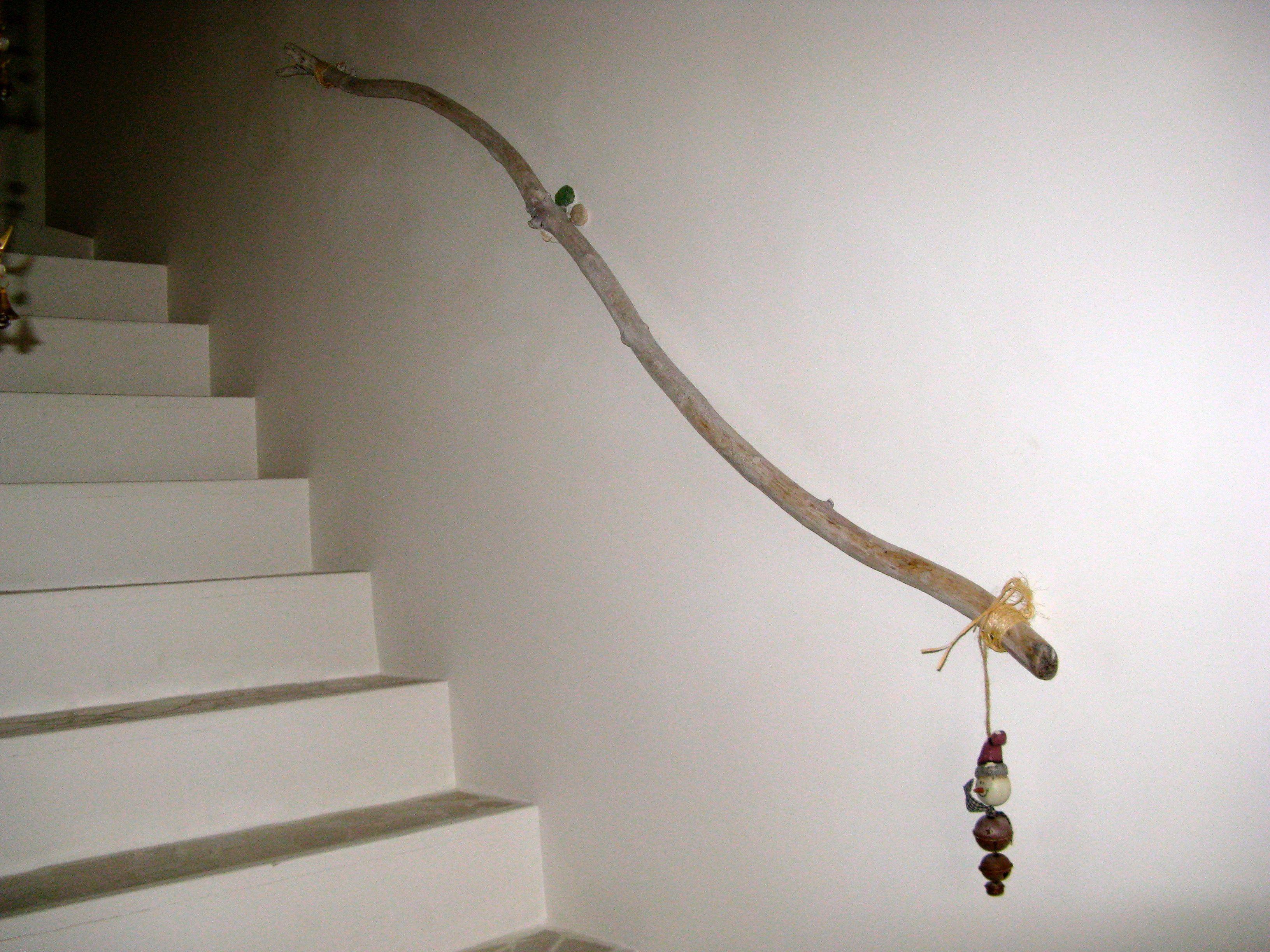 """Rampe D Escalier Murale Bois rampe d'escalier de chez """"bois flotté"""""""