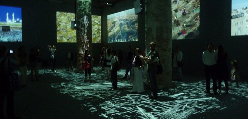 Venice Architecture Biennale: impressions from a landscape perspective: Topos