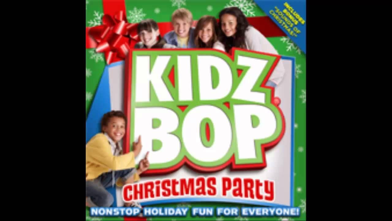 Kidz Bop Kids: All I Want For Christmas Is You 2nd Generation Mix   Kidz bop, Fun songs ...