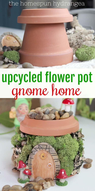 Flower Pot Fairy Garden House – Fairy garden pots