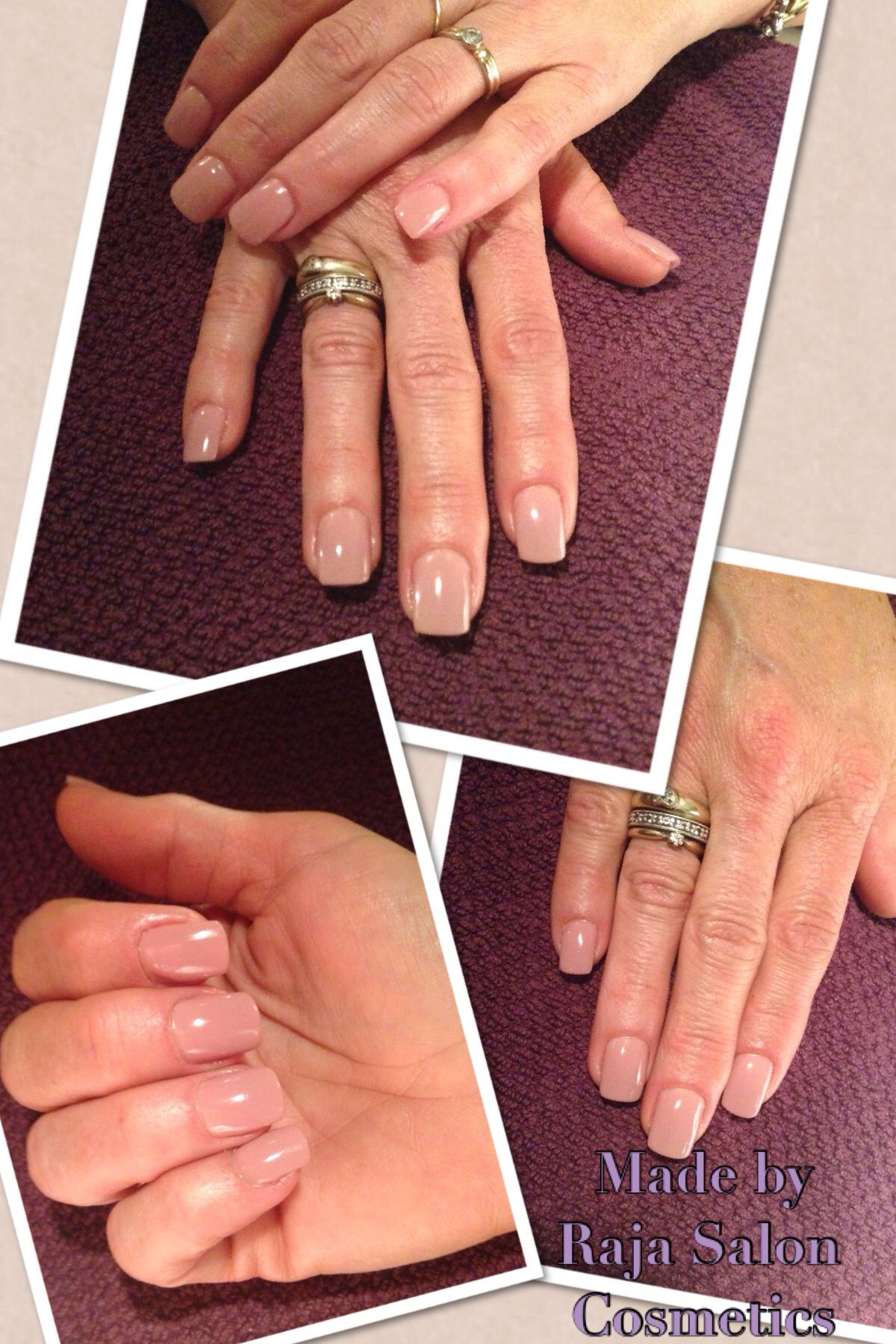 Young Nails Mani-Q Color Beige 102 Www.raja-saloncosmetics.nl