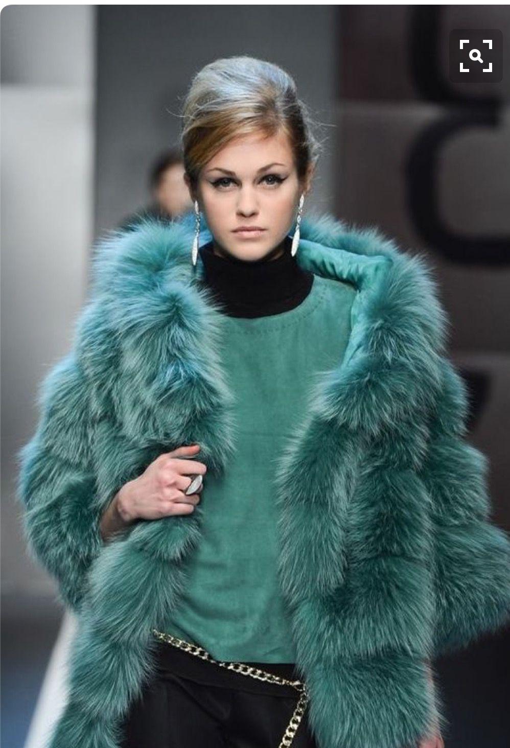 ac3766b96 COLETTE Peleteria en Valencia Fabulous Furs, Fake Fur, Black Faux Fur Jacket,  Fur