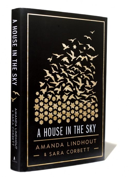 A House in the Sky  what a beautiful cover