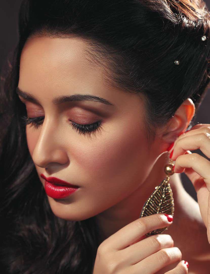 shraddha kapoor, bollywood actress, shraddha kapoor makeup, shraddha