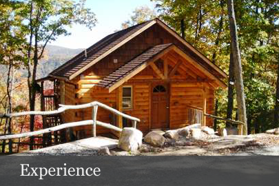Treehouse Cabins   Hot Springs, NC....our Just Happened To Be