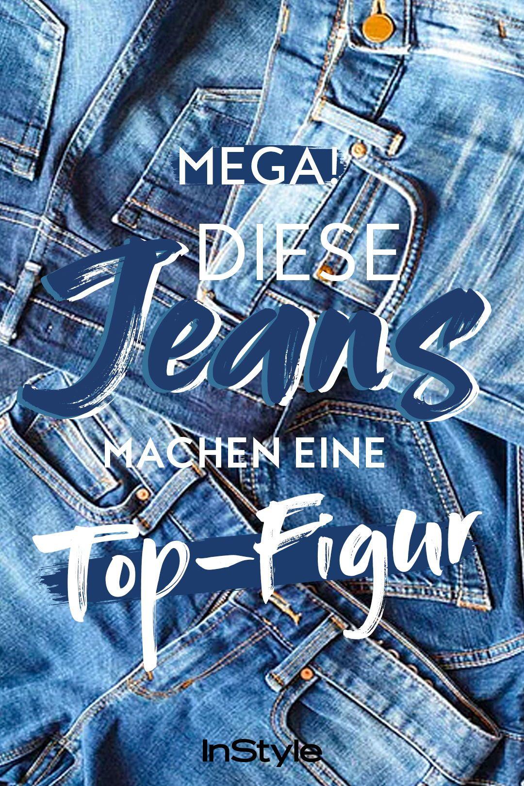 Jackpot! Eine Jeans, die dir deine Wunsch Figur beschert