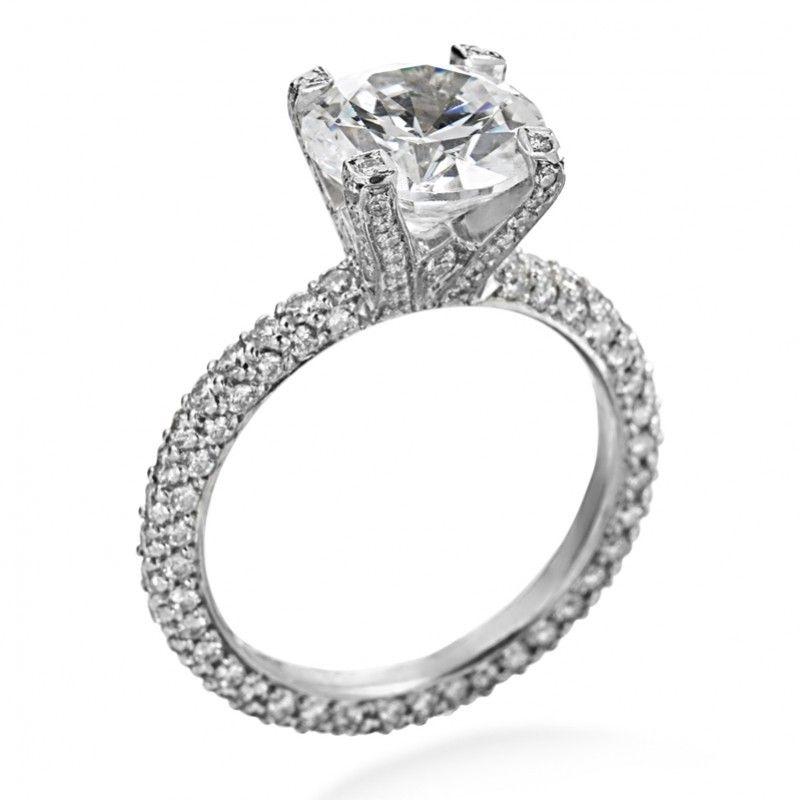 Michael B Designer Diamond Engagement Rings Wedding Rings and Fine