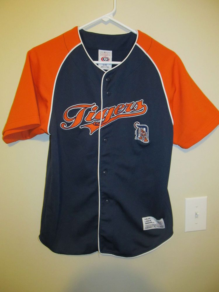 new style 6ce79 8130c Detroit Tigers jersey - True Fan youth large #TrueFan ...