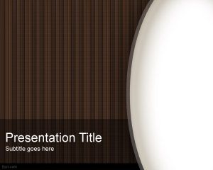 Dark wood powerpoint template abstract powerpoint templates dark wood powerpoint template toneelgroepblik Choice Image