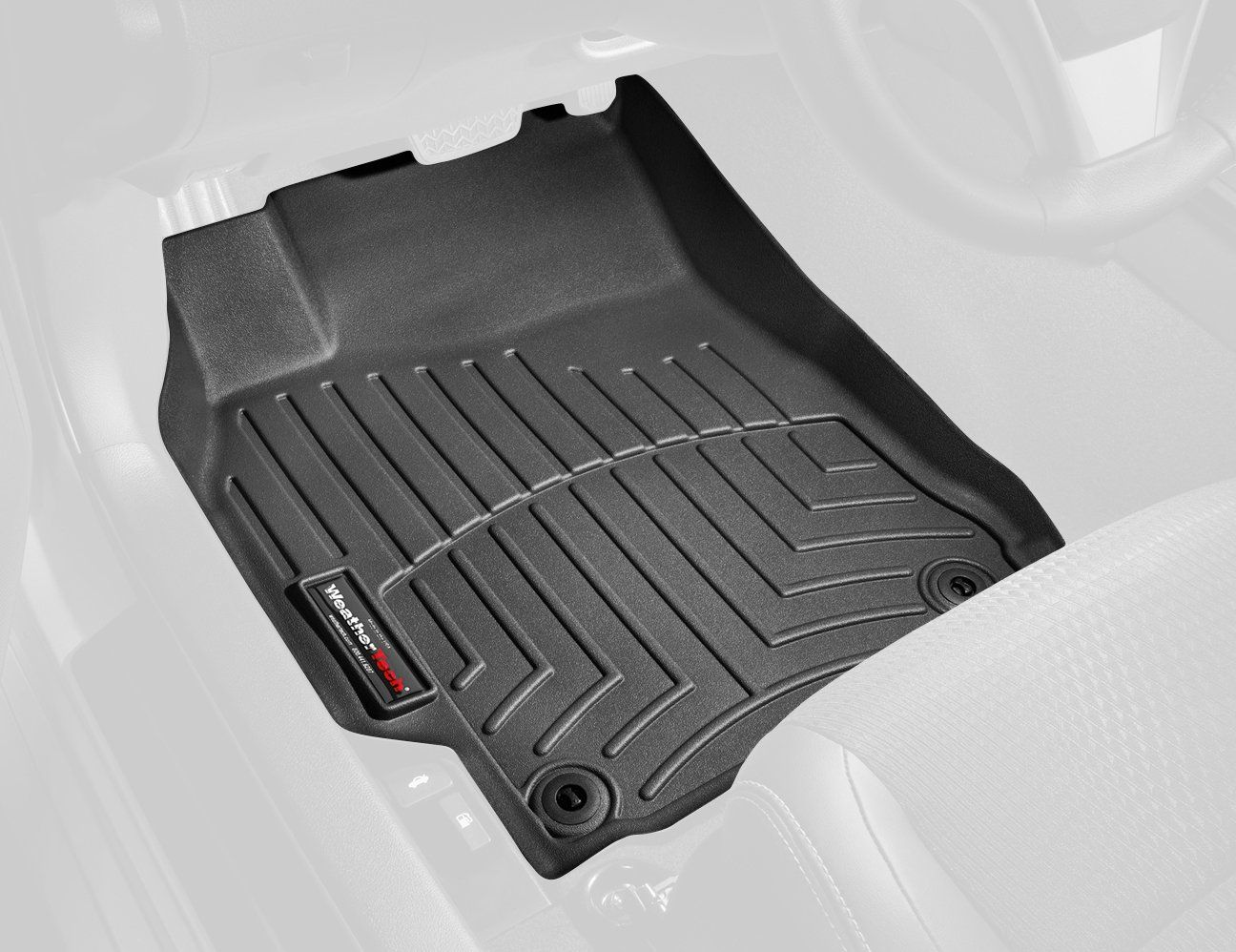 WeatherTech Custom Fit Front FloorLiner for Jeep Grand