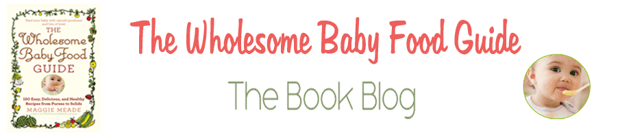 Recipes and more on the book blog the wholesome baby food guide recipes and more on the book blog the wholesome baby food guide blog forumfinder Images