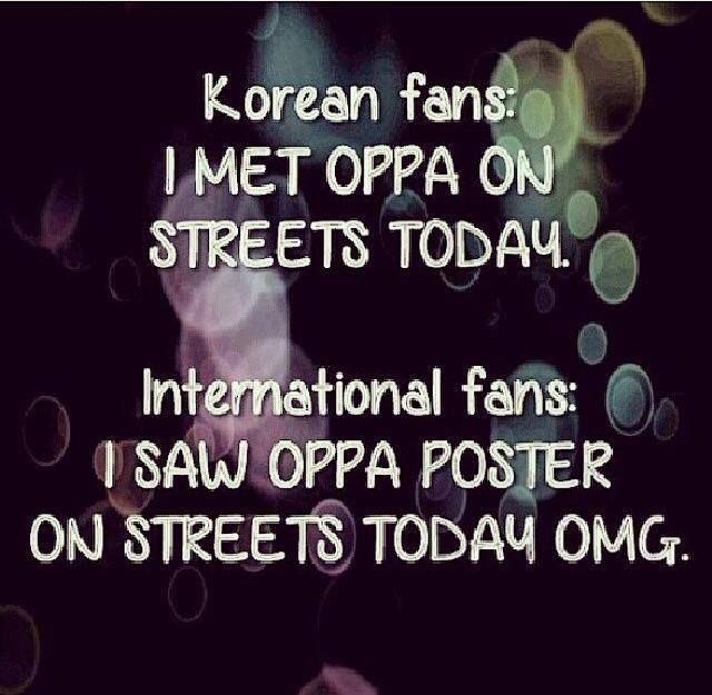 I DON'T EVEN SEE POSTERS =.=