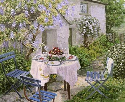 A Day In The Garden Stephen Darbishire