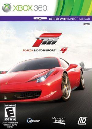 Forza Motorsport 4 Forza Motorsport Best Xbox 360 Games Racing Games