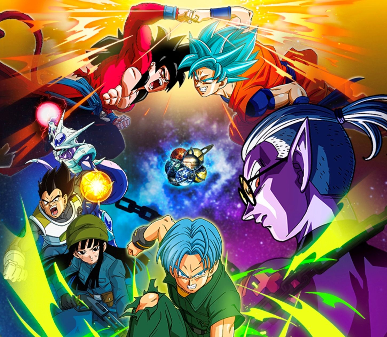 Super Dragon Ball Heroes Anime de dragones, Dragones y