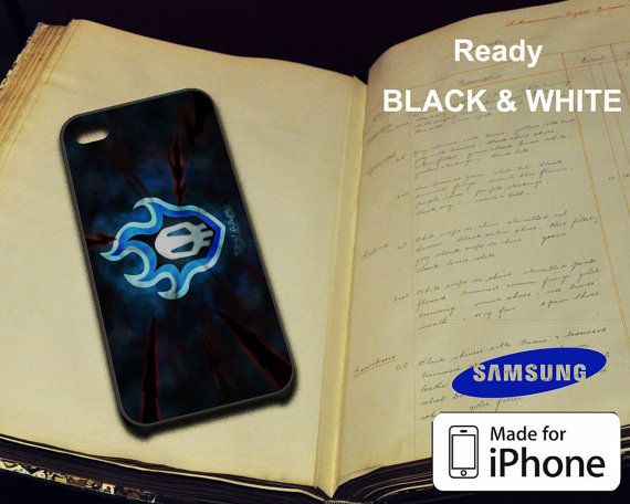 Bleach Case for iPhone 4 / 4s iPhone 5s / 5c and by 21AwulAwul, $12.99
