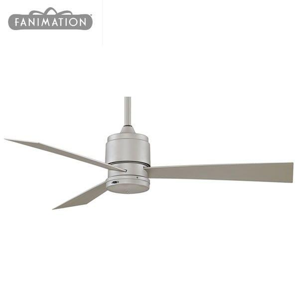 Zonix Ceiling Fan Satin Nickel 52 Clearance Ceiling Fan